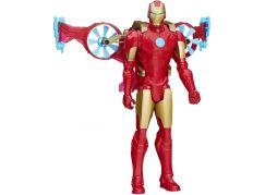 Hasbro Avengers Titan figurka s vozidlem