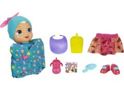 Hasbro Baby Alive Roste před očima Blond vlásky - Poškozený obal