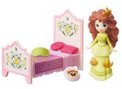 Hasbro Disney Frozen Little Kingdom Mini panenka s doplňky - Rise & Shine Anna