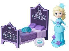 Hasbro Disney Frozen Little Kingdom Mini panenka s doplňky - Rise & Shine Elsa