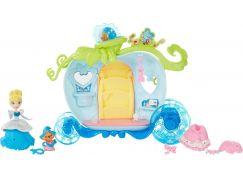 Hasbro Disney Princess Mini hrací set s panenkou - Popelka