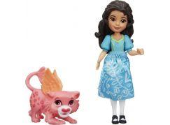 Hasbro Disney Princess Mini panenka Elena z Avaloru - Jaquin
