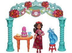 Hasbro Disney Princess Mini panenka Elena z Avaloru set Oslava