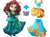 Hasbro Disney Princess Mini panenka s doplňky - Merida