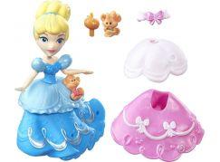 Hasbro Disney Princess Mini panenka s doplňky - Popelka