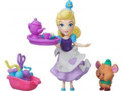 Hasbro Disney Princess Mini princezna s kamarádem B5333 Sněhurka