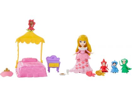 Hasbro Disney Princess Mini princezna tématický set Princezna Růženka