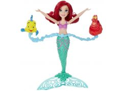 Hasbro Disney Princess Panenka Ariel do vody