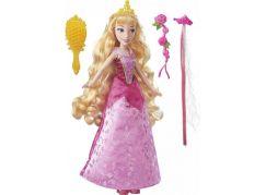 Hasbro Disney Princess Panenka s vlasovými doplňky Růženka