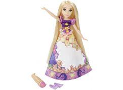 Hasbro Disney Princess Panenka s vybarvovací sukní - Locika