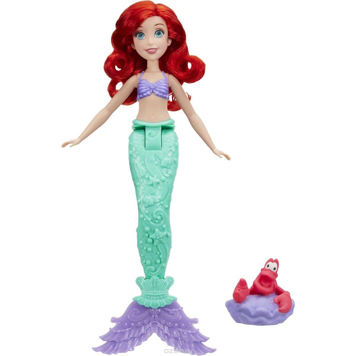 Hasbro Disney Princess Plouvoucí princezna