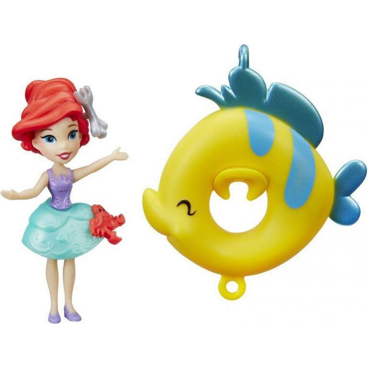 Hasbro Disney Princess Plovoucí mini princezny B8939 Ariel