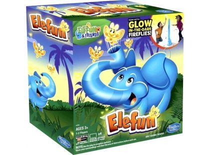 Hasbro Elefun s fosforeskujícími motýlky