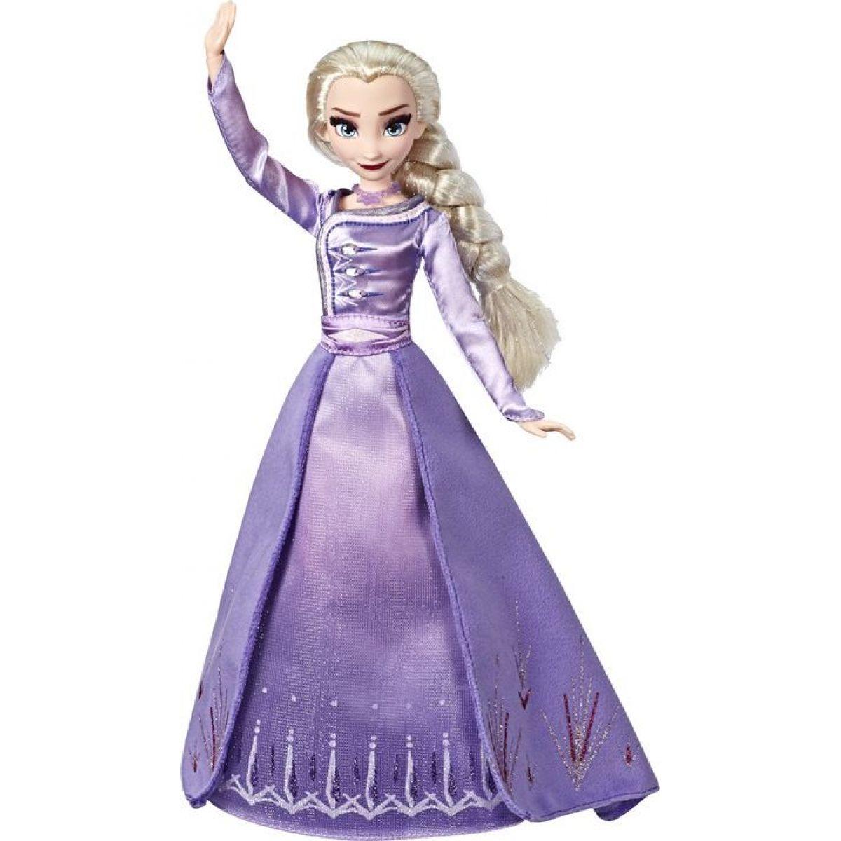 Hasbro Frozen 2 Panenka Elsa Deluxe