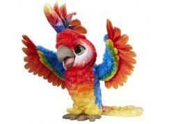 Hasbro Fur Real Friends Mluvící papoušek