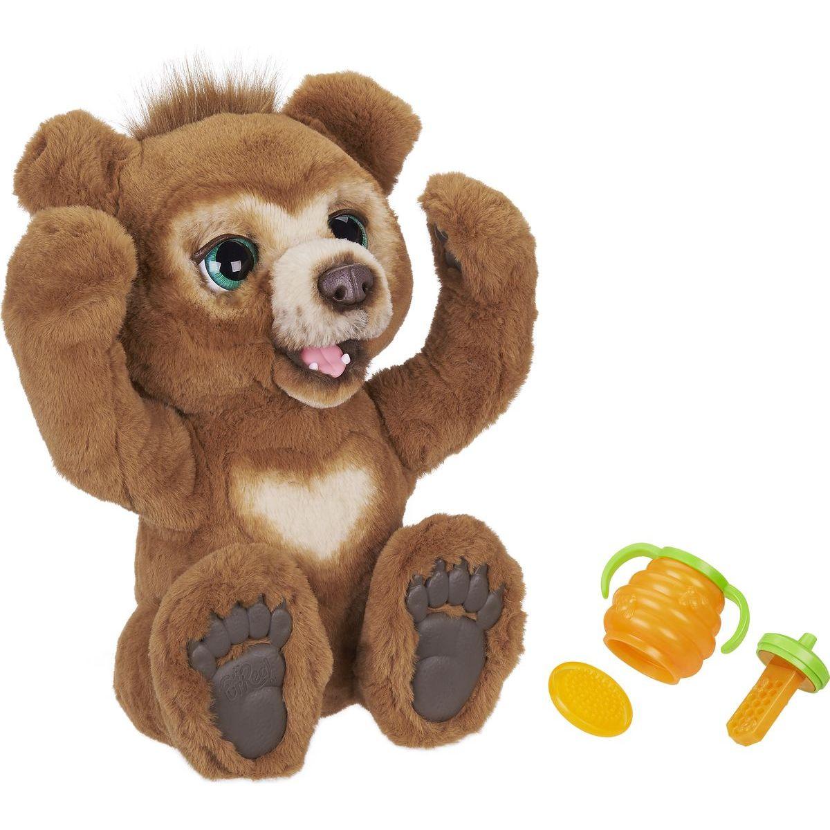 Hasbro FurReal Blueberry medvěd