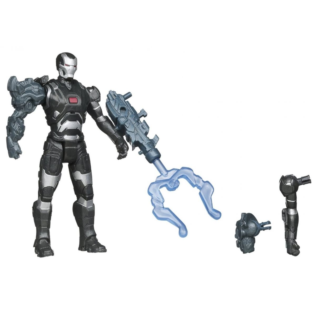 Hasbro Iron Man Sestavitelná figurka - War Machine