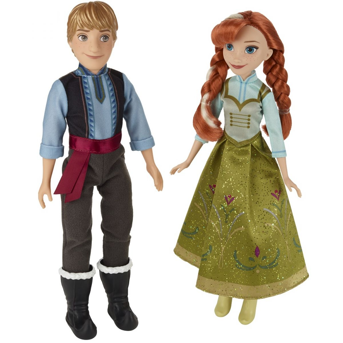 Hasbro Ledové království Anna a Kristoff