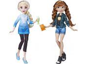 Hasbro Ledové Království Elsa a Anna