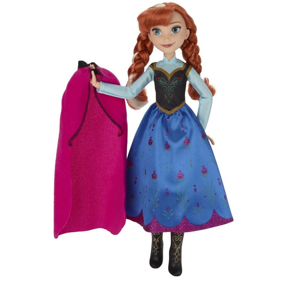 Hasbro Ledové království Panenka s náhradními šaty - Anna #2