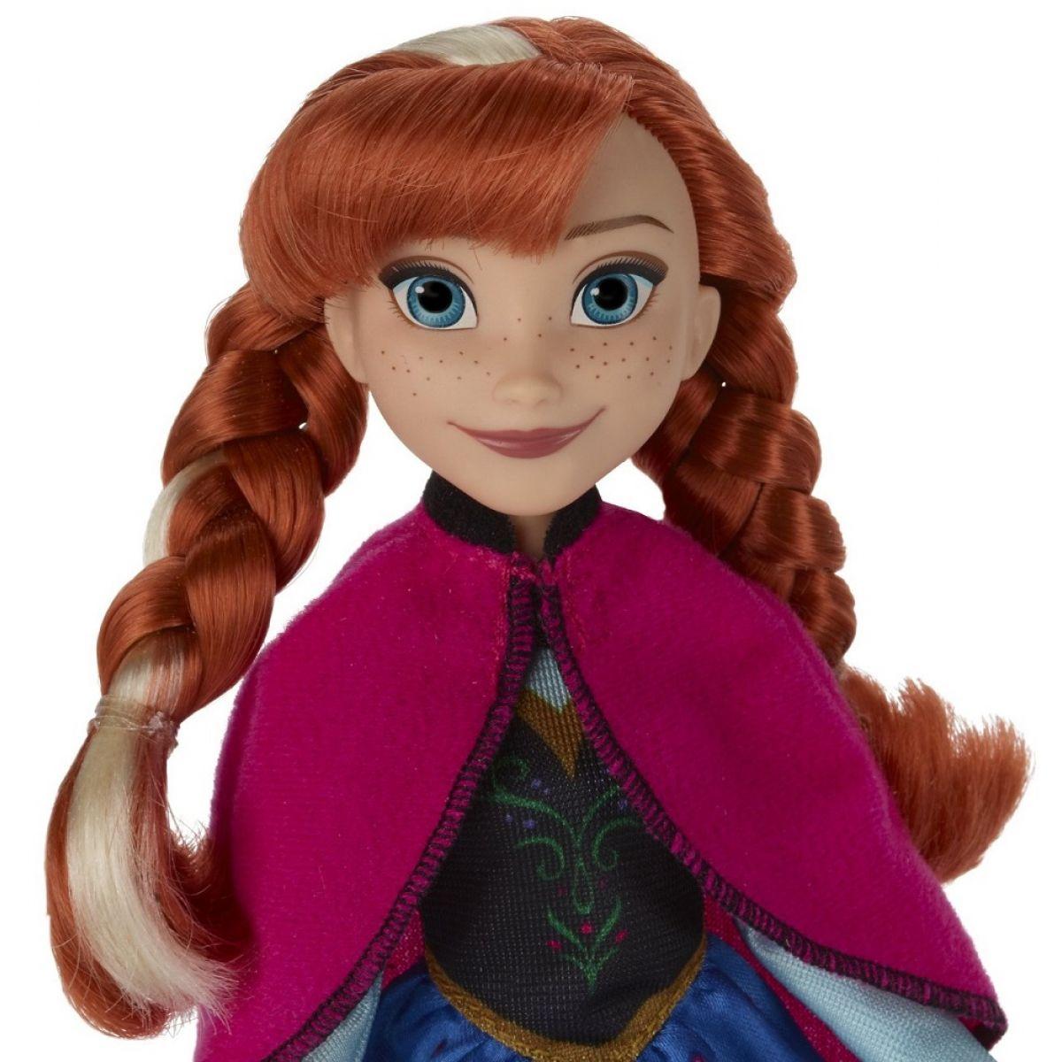 Hasbro Ledové království Panenka s náhradními šaty - Anna #3