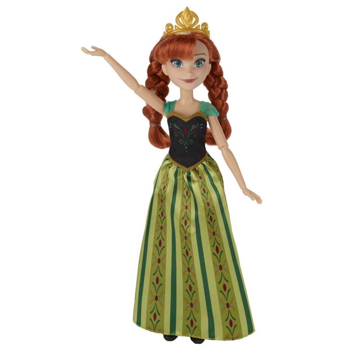Hasbro Ledové království Panenka s náhradními šaty - Anna #4