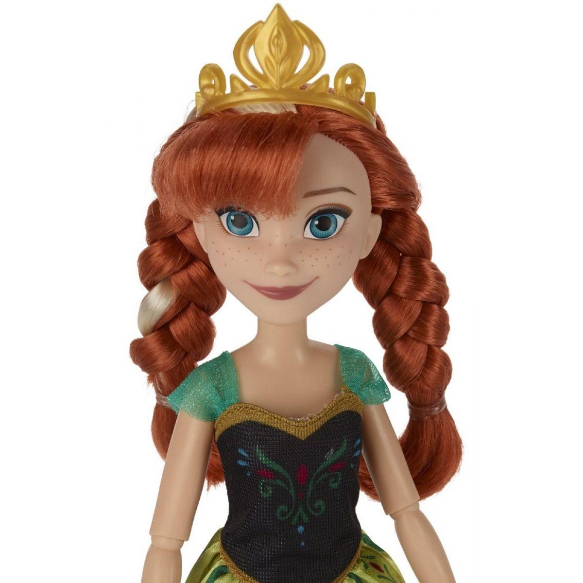 Hasbro Ledové království Panenka s náhradními šaty - Anna #5