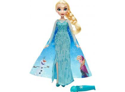Hasbro Ledové království Panenka s vybarovací sukní - Elsa
