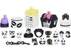 Hasbro Littlest Pet Shop Black N White Pet Pack C2894