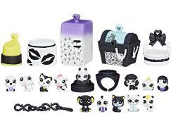 Hasbro Littlest Pet Shop Black N White Pet Pack C2895