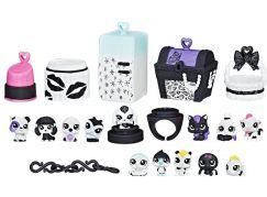 Hasbro Littlest Pet Shop Black N White Pet Pack C2896