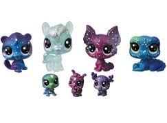 Hasbro Littlest Pet Shop Kosmická zvířátka 7ks 2252