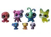 Hasbro Littlest Pet Shop Kosmická zvířátka 7ks 2253