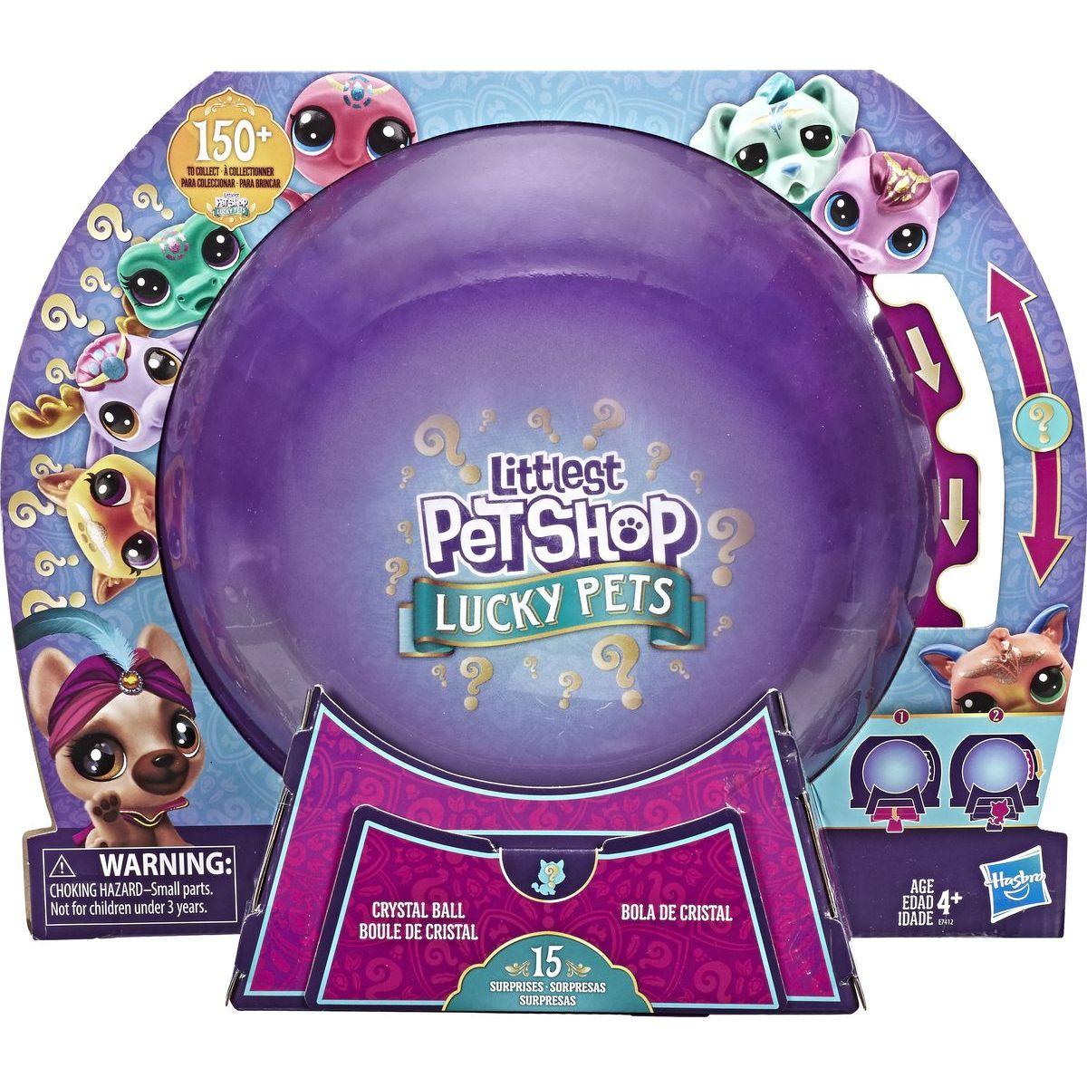 Hasbro Littlest Pet Shop Práskací magické zvířatko