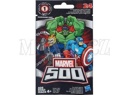 Hasbro Marvel Mikro hrdinové 5cm