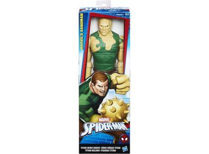 Hasbro Marvel Spider-man Titan Hero Marvels Sandman