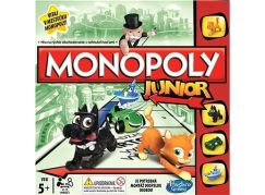 Hasbro Monopoly Junior slovenská verze