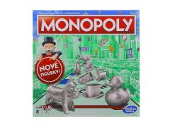 Hasbro Monopoly nové slovenská verze