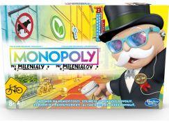 Hasbro Monopoly pro mileniály
