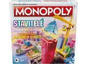 Hasbro Monopoly Stavitelé CZ verze