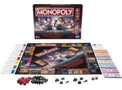 Hasbro Monopoly Stranger Things CZ verze