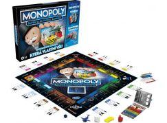 Hasbro Monopoly Super Elektronické Bankovnictví CZ verze