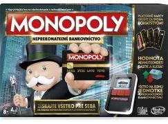 Hasbro Monopoly Ultimate Banking SK