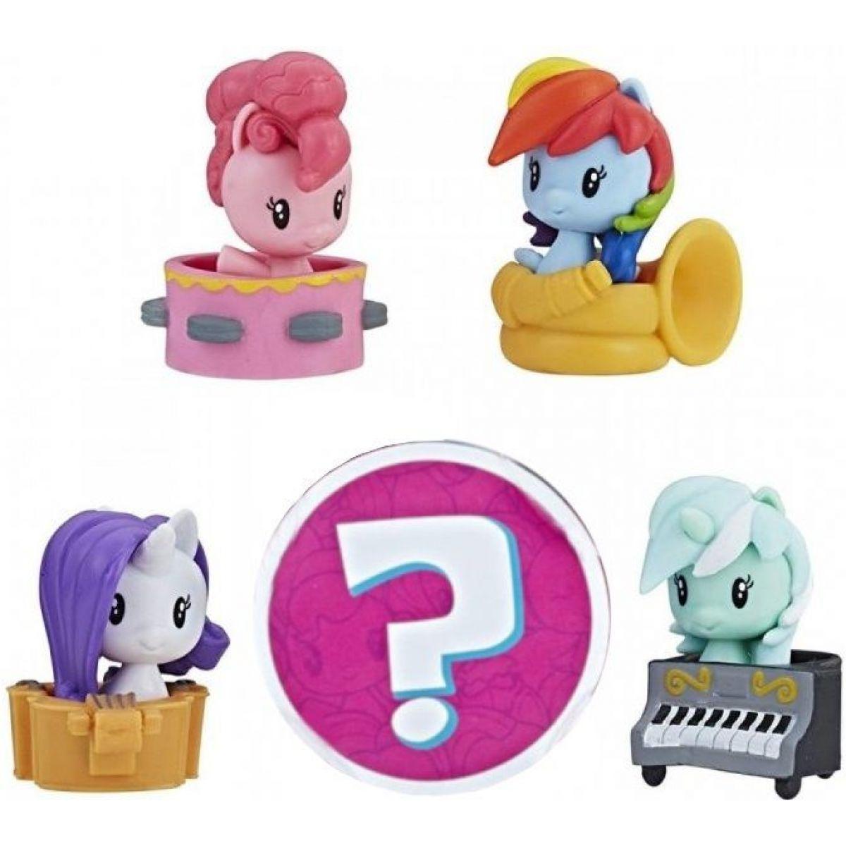 Hasbro My Little Pony Cutie Mark Crew Party Performers