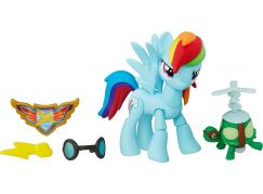 Hasbro My Little Pony Guardians of harmony malí poníci Rainbow Dash