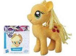 Hasbro My Little Pony plyšový poník s potiskem hřívy 12 cm Applejack