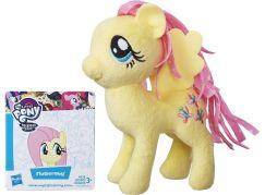 Hasbro My Little Pony plyšový poník s potiskem hřívy 12 cm Fluttershy