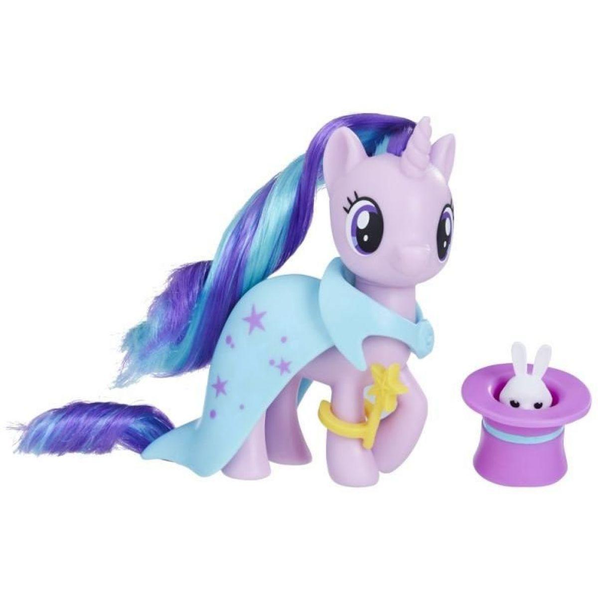 Hasbro My Little Pony Poník s kouzelnickými doplňky Starlight Glimmer