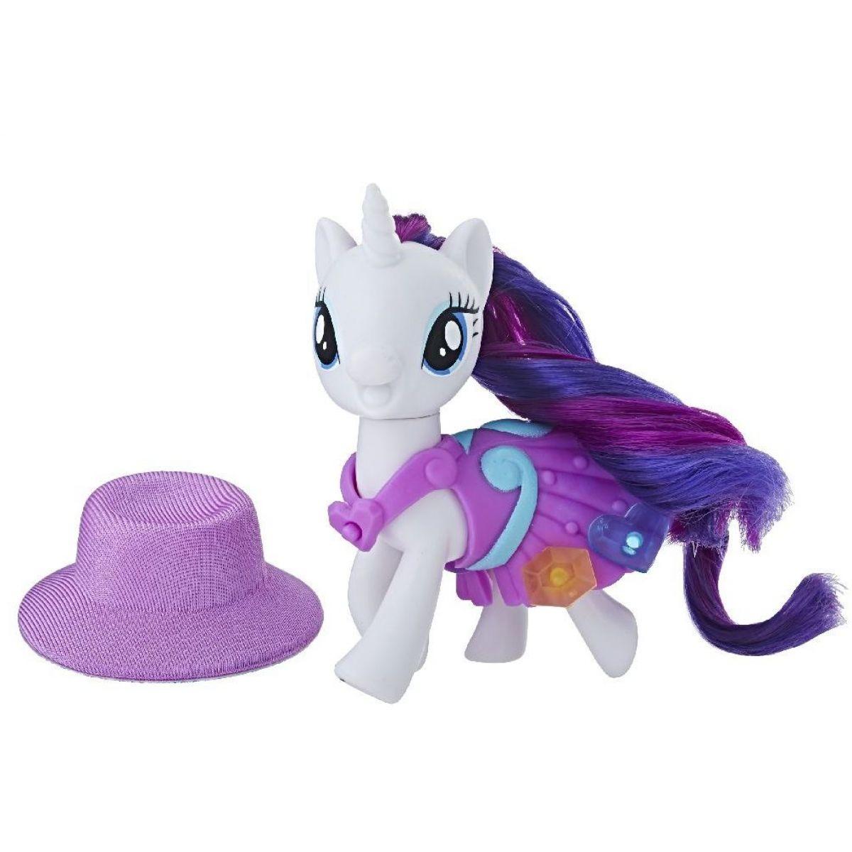 Hasbro My Little Pony Poník s kouzelnickými doplňky Rarity