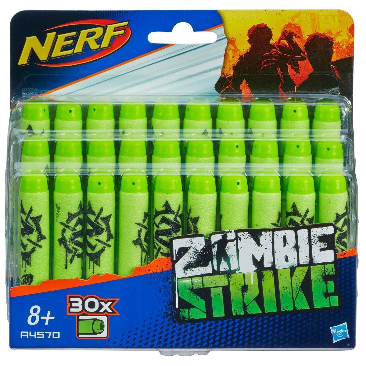 Hasbro Nerf Zombie Strike náhradní šipky